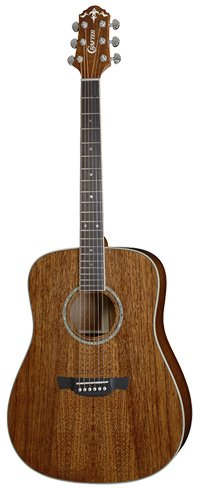 Crafter D6 MH/BR Guitar