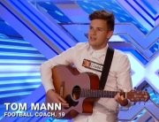 Tom Mann X Factor Audition