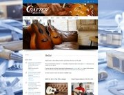 Crafter Guitars UK Website HOME Page
