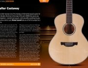 Crafter Castaway Guitar Review in iGuitar