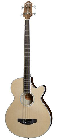 Crafter BA400 EQ Bass Guitar