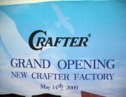 Crafter Grand Opening
