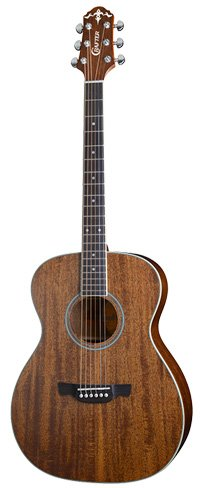 Crafter T6 MH/BR Guitar