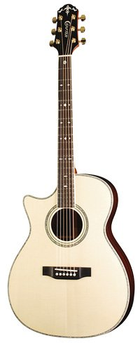 Crafter TC035 Left Handed Guitar