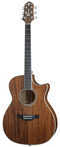 Crafter TE6 MH/BR Guitar