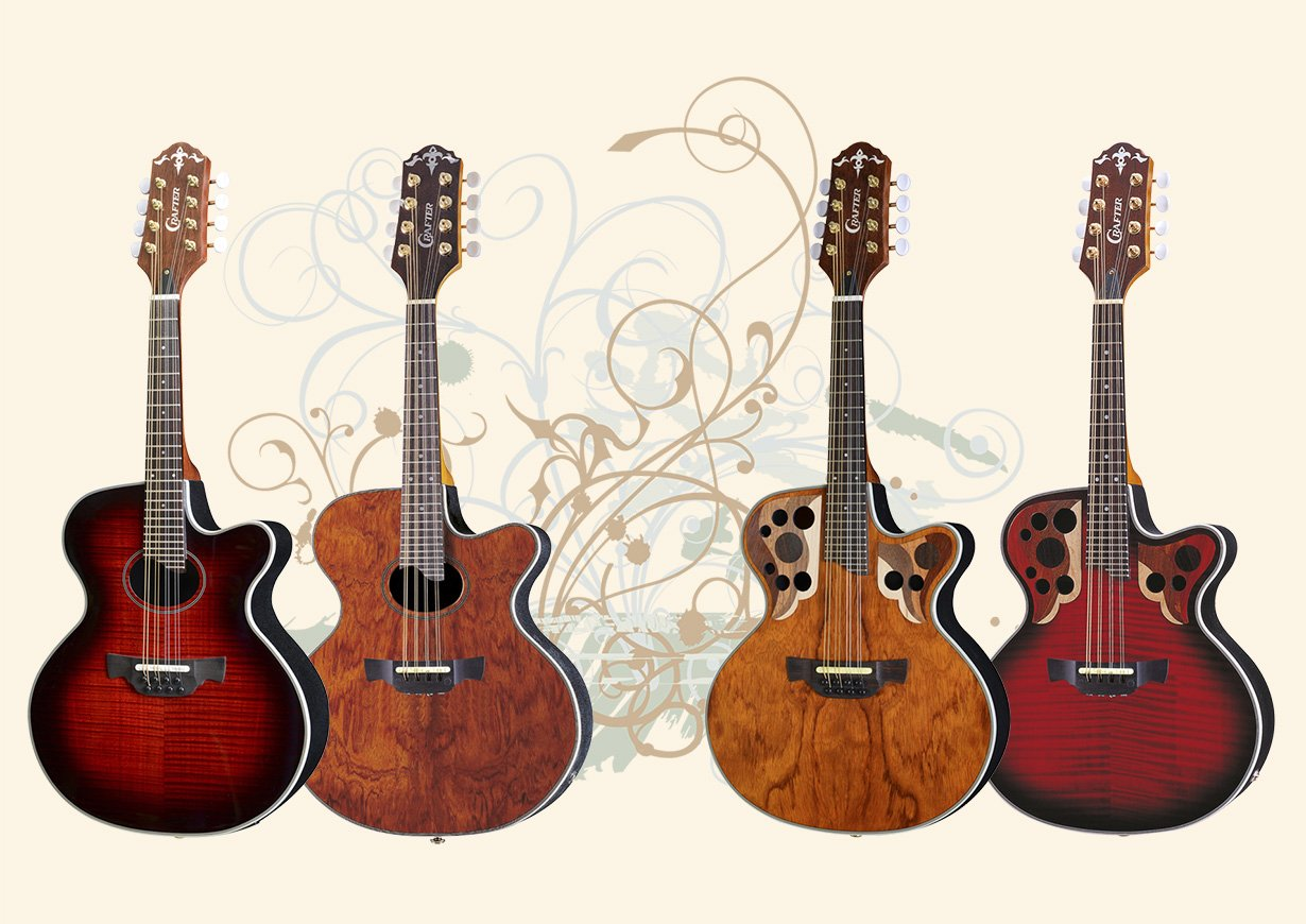 Crafter Mandolins from Crafter Guitars