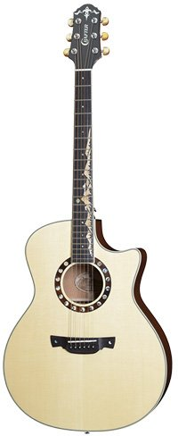 Crafter Moonlight ML-MAHO PLUS Anniversary Guitar