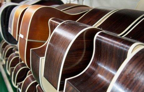 Crafter Guitar Workshop Tour