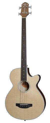 Crafter BA400 EQ Fretless Guitar