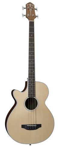 Crafter BA 400EQ Left Handed Bass Guitar