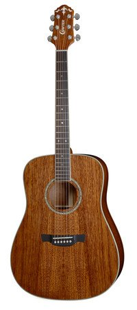 Crafter D8 MH/BR Guitar