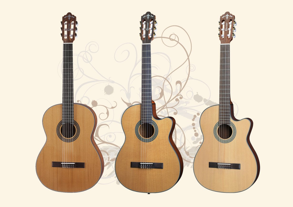 Crafter LITE Classical Series Guitars