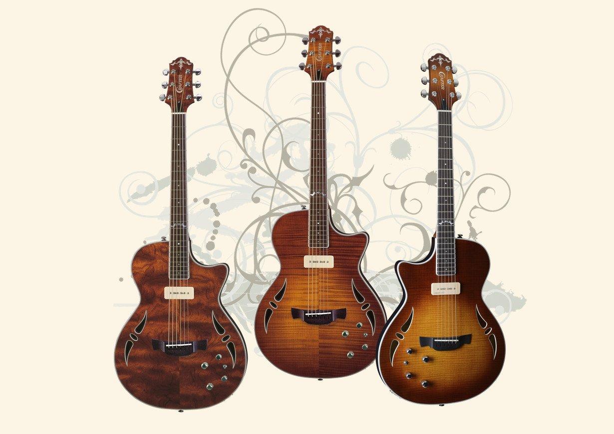 Crafter SAT Series Guitars