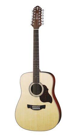 Crafter D8-12-EQ 12 String Guitar